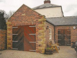 Garage and Conservatory Builders in Chesterfield