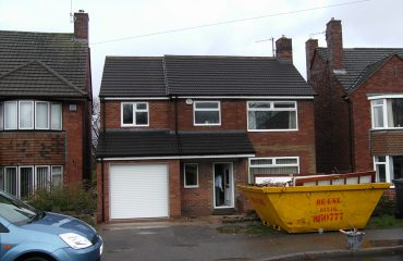Domestic Extension Builders in Chesterfield