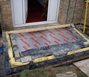 Front Porch Builders in Chesterfield