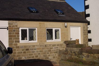 Renovation of Traditional Outbuilding Builders in Chesterfield