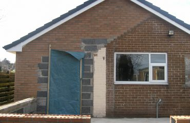 Conservatory and Kitchen Extension Builders in Chesterfield
