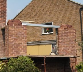 Porch and Extension Builders in Chesterfield