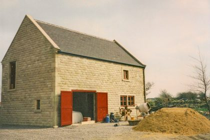 Historic Property Restoration Builders in Chesterfield