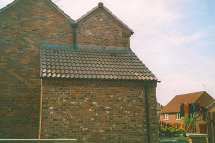 Single & Double Storey Extension Builders in Chesterfield