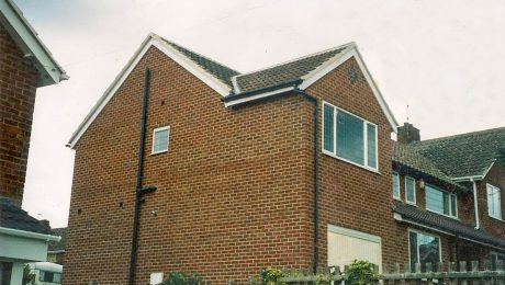 Double Storey Extension Builders in Chesterfield