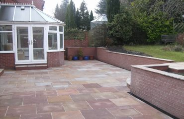 Internal and External Works Builders in Chesterfield