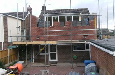 Two Bedroom Extension builders in Chesterfield