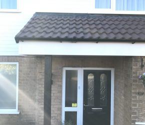Soffits, Fascias and Cladding by Builders in Chesterfield