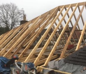 Single Storey Extension Builders in Chesterfield